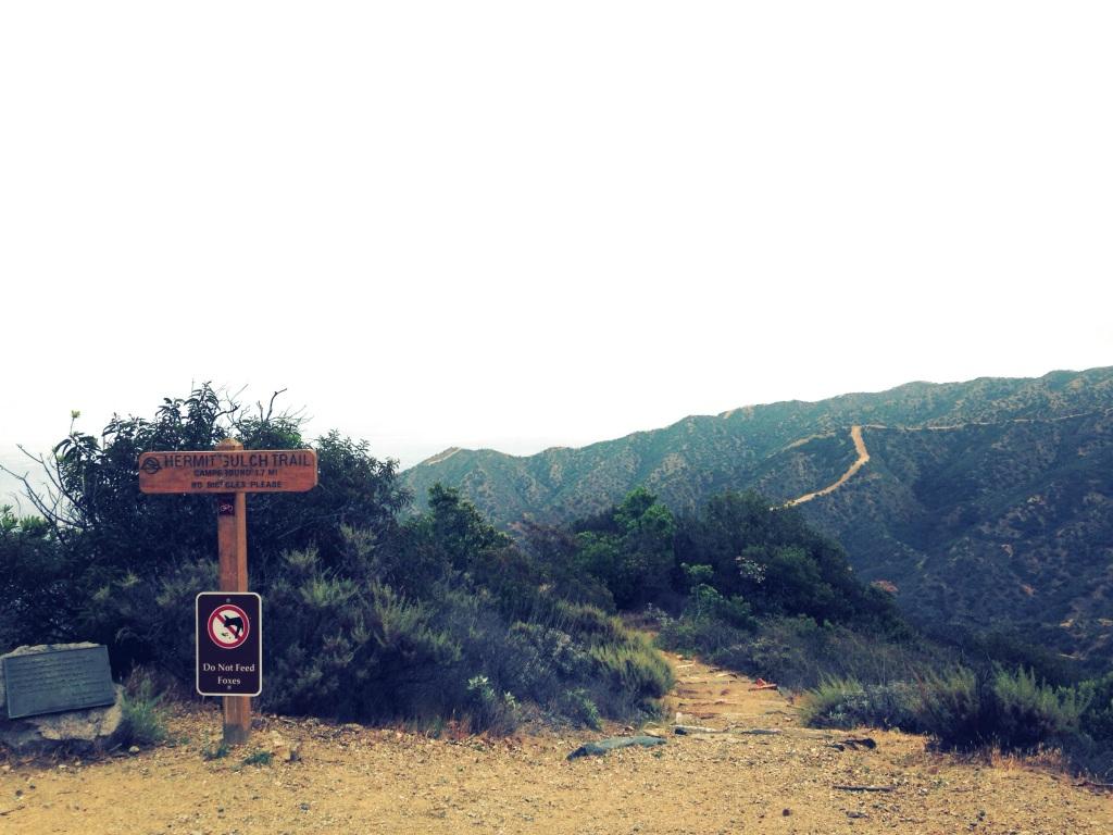 Hermit Gulch Trail