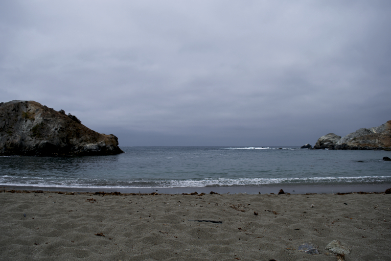 View from Site 12 at Little Harbor in Catalina